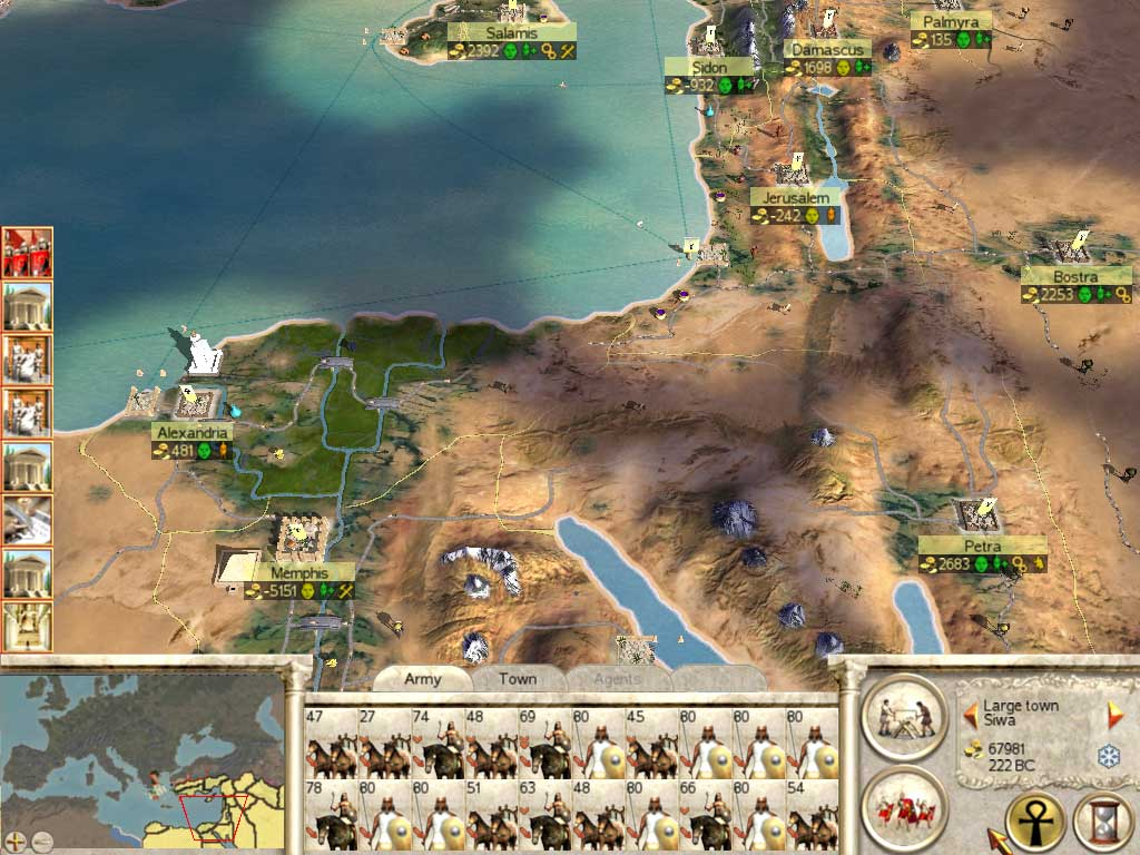 Игра Empire Total War Прохождение